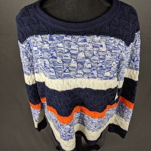 Old Navy striped sweater (B3)